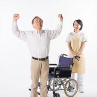 交通事故で休業損害を算出し退院する男性の画像